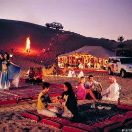 العشاء البدوي في شرم الشيخ