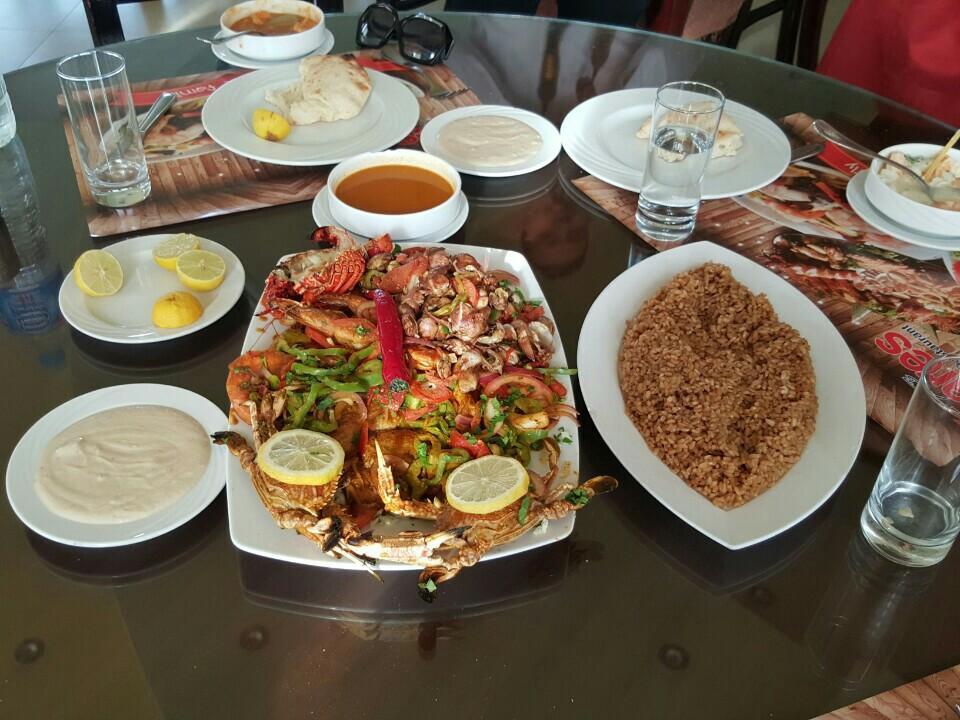 مطعم فارس للمأكولات البحرية | MARO TOURS